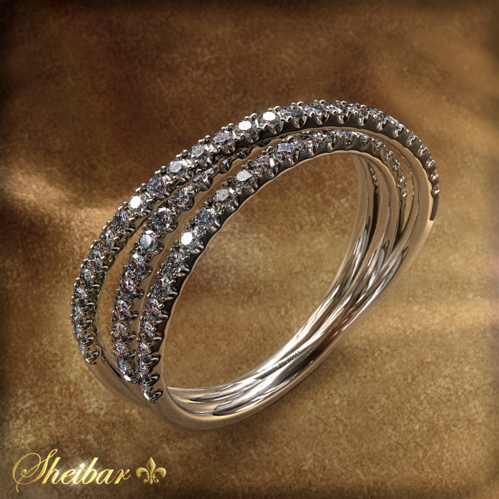 MAGDOLINA X3 RING